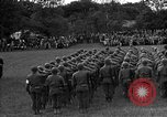 Image of United States 35th Division troops United Kingdom, 1944, second 9 stock footage video 65675051301