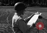 Image of Major general O W Griswold Bougainville Solomon Islands, 1944, second 9 stock footage video 65675051302