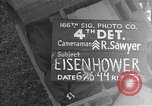 Image of General Eisenhower United Kingdom, 1944, second 1 stock footage video 65675051305