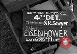 Image of General Eisenhower United Kingdom, 1944, second 2 stock footage video 65675051305