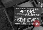 Image of General Eisenhower United Kingdom, 1944, second 5 stock footage video 65675051305
