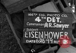 Image of General Eisenhower United Kingdom, 1944, second 6 stock footage video 65675051305