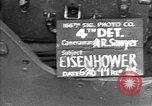 Image of General Eisenhower United Kingdom, 1944, second 1 stock footage video 65675051306