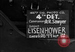 Image of General Eisenhower United Kingdom, 1944, second 4 stock footage video 65675051306