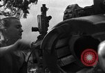 Image of United States 127th Field Artillery Regiment Saint Lo France, 1944, second 11 stock footage video 65675051310