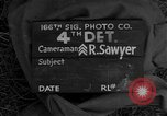 Image of United States 127th Field Artillery Regiment Battery B Saint Lo France, 1944, second 4 stock footage video 65675051313