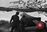 Image of United States 127th Field Artillery Regiment Battery B Saint Lo France, 1944, second 7 stock footage video 65675051313