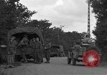 Image of United States 127th Field Artillery Regiment Saint Lo France, 1944, second 8 stock footage video 65675051314
