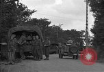 Image of United States 127th Field Artillery Regiment Saint Lo France, 1944, second 9 stock footage video 65675051314