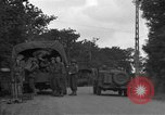 Image of United States 127th Field Artillery Regiment Saint Lo France, 1944, second 12 stock footage video 65675051314
