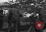 Image of United States 127th Field Artillery Regiment Saint Lo France, 1944, second 5 stock footage video 65675051315