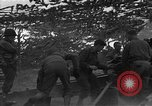 Image of United States 127th Field Artillery Regiment Saint Lo France, 1944, second 8 stock footage video 65675051315