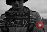 Image of United States 127th Field Artillery Regiment Saint Lo France, 1944, second 2 stock footage video 65675051316