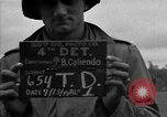 Image of United States 127th Field Artillery Regiment Saint Lo France, 1944, second 4 stock footage video 65675051316
