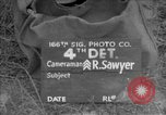 Image of United States 127th Field Artillery Regiment Saint Lo France, 1944, second 1 stock footage video 65675051317