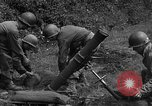 Image of United States 87th Chemical Mortar Battalion Carentan France, 1944, second 10 stock footage video 65675051326