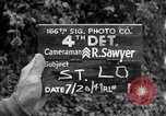 Image of United States 35th Infantry Division Saint Lo France, 1944, second 5 stock footage video 65675051327