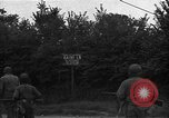 Image of United States 35th Infantry Division Saint Lo France, 1944, second 11 stock footage video 65675051327