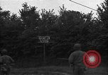 Image of United States 35th Infantry Division Saint Lo France, 1944, second 12 stock footage video 65675051327