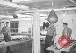 Image of speed punching bag Pacific Ocean, 1954, second 1 stock footage video 65675051353