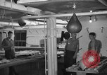 Image of speed punching bag Pacific Ocean, 1954, second 3 stock footage video 65675051353
