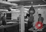 Image of speed punching bag Pacific Ocean, 1954, second 5 stock footage video 65675051353