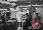 Image of speed punching bag Pacific Ocean, 1954, second 9 stock footage video 65675051353