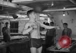 Image of speed punching bag Pacific Ocean, 1954, second 10 stock footage video 65675051353