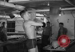 Image of speed punching bag Pacific Ocean, 1954, second 11 stock footage video 65675051353