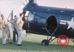 Image of United States HUP 2 helicopter Tampico Mexico, 1955, second 1 stock footage video 65675051361