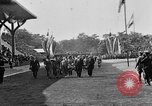 Image of Inter Allied games Paris France, 1919, second 4 stock footage video 65675051366