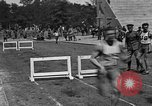 Image of Inter Allied games Paris France, 1919, second 10 stock footage video 65675051367