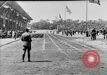 Image of Allied athletes Joinville Le Pont France, 1919, second 6 stock footage video 65675051373