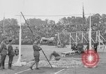 Image of Allied athletes Joinville Le Pont France, 1919, second 11 stock footage video 65675051375