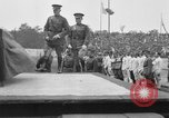 Image of American athletes Joinville Le Pont France, 1919, second 4 stock footage video 65675051377