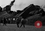 Image of engine explodes Alexander New York USA, 1936, second 11 stock footage video 65675051382