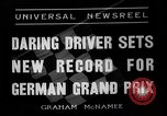 Image of German Grand Prix Nuremberg Germany, 1936, second 2 stock footage video 65675051395