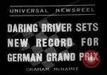 Image of German Grand Prix Nuremberg Germany, 1936, second 3 stock footage video 65675051395