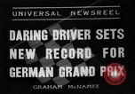 Image of German Grand Prix Nuremberg Germany, 1936, second 5 stock footage video 65675051395