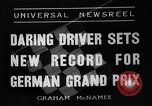 Image of German Grand Prix Nuremberg Germany, 1936, second 6 stock footage video 65675051395