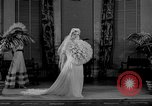 Image of fashion show Chicago Illinois USA, 1937, second 10 stock footage video 65675051413
