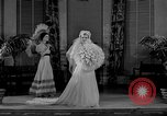 Image of fashion show Chicago Illinois USA, 1937, second 11 stock footage video 65675051413