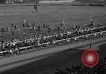 Image of War Admiral winning the Preakness stakes Baltimore Maryland USA, 1937, second 12 stock footage video 65675051417