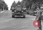 Image of American half tracks Normandy France, 1944, second 6 stock footage video 65675051423