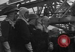 Image of British crewmen Atlantic Ocean, 1944, second 3 stock footage video 65675051426