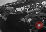 Image of British crewmen Atlantic Ocean, 1944, second 7 stock footage video 65675051426