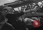 Image of British crewmen Atlantic Ocean, 1944, second 8 stock footage video 65675051426