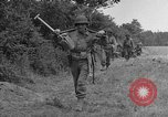 Image of American soldiers Cherbourg Normandy France, 1944, second 9 stock footage video 65675051430