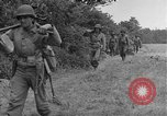 Image of American soldiers Cherbourg Normandy France, 1944, second 11 stock footage video 65675051430