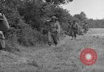 Image of American soldiers Cherbourg Normandy France, 1944, second 12 stock footage video 65675051430
